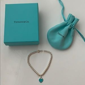 Tiffany & Co. - Return to Tiffany beaded bracelet